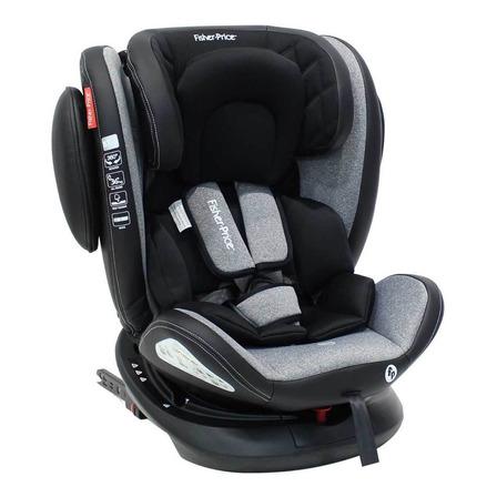 Butaca infantil para auto Fisher-Price Fix 360 Gris