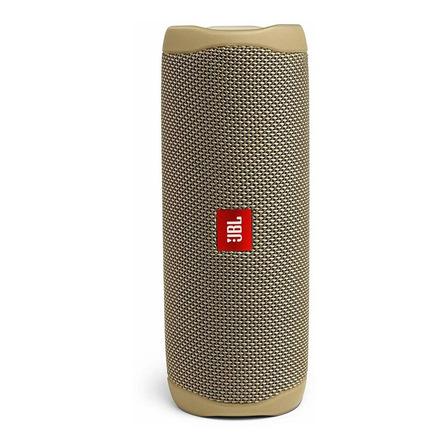 Parlante JBL Flip 5 portátil con bluetooth sand
