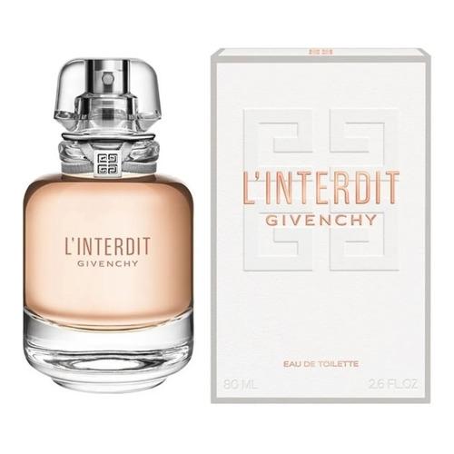 Perfume Importado Givenchy L Interdit Fem X 80 Ml