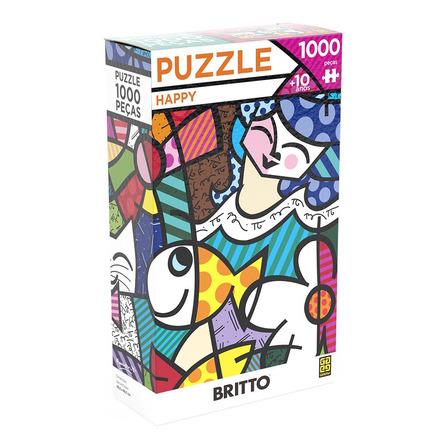Quebra-cabeça Grow Happy de 1008 peças