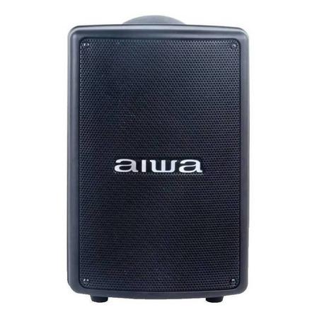 Bocina Aiwa AW908 Mini Pro portátil con bluetooth 100V/240V