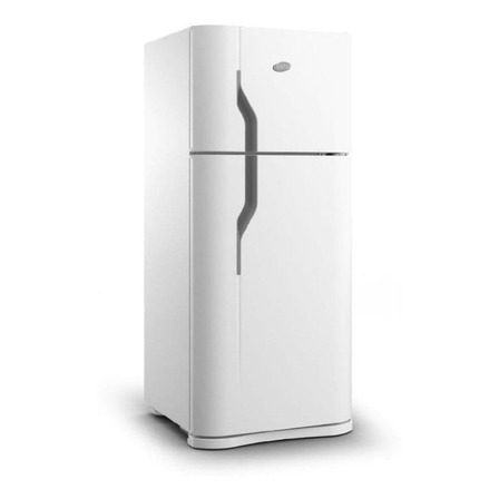 Heladera Gafa HGF357AF blanca con freezer 282L 220V