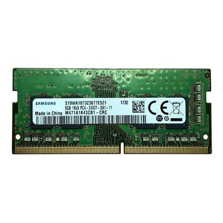 Memória RAM  8GB 1 Samsung M471A1K43CB1-CRC