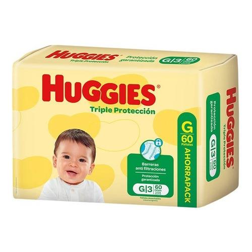 Huggies Classic Triple Proteccion Ahorrapack