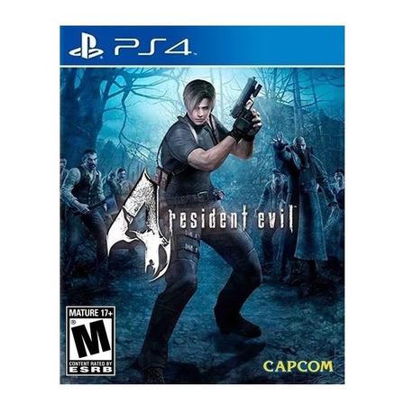 Resident Evil 4 PS4 Físico