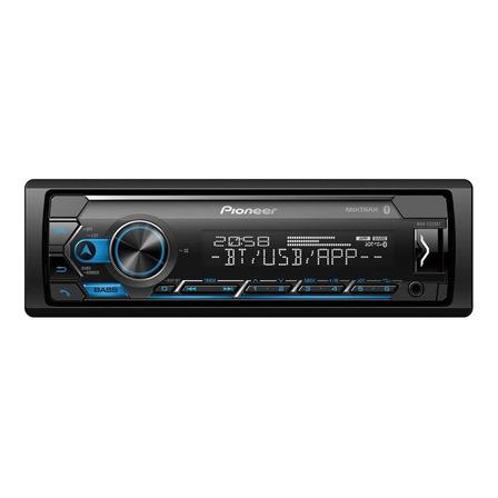 Estéreo para auto Pioneer MVH S325BT con USB y bluetooth