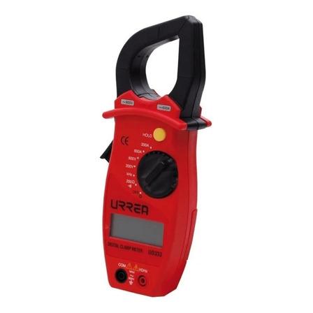 Pinza amperimétrica digital Urrea UD333 600A