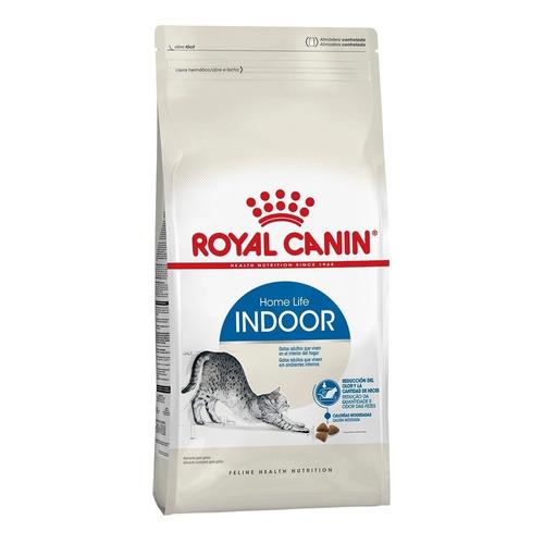 Royal Canin Indoor 7.5 Kg Gatos Adultos El Molino