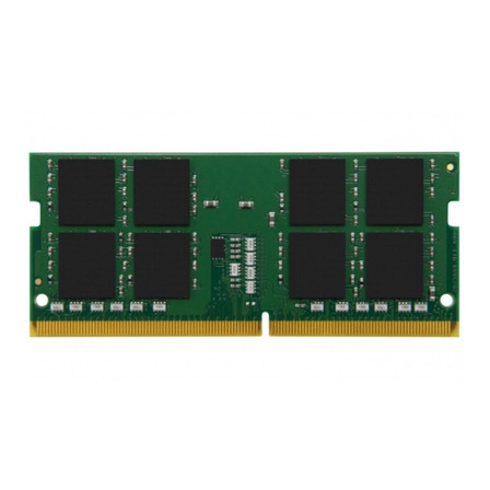 Memória RAM ValueRAM color Verde  8GB 1x8GB Kingston KCP426SS8/8