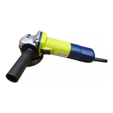 Amoladora angular Salkor AA 615/4  de 50Hz/60Hz verde 220V