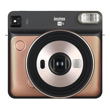 Câmera instantânea Fujifilm Instax Square SQ6 blush gold