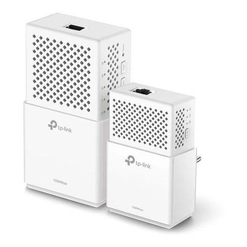 Kit De Adaptadores Powerline Gigabit Av1000 Wi-fi Ac Doble B