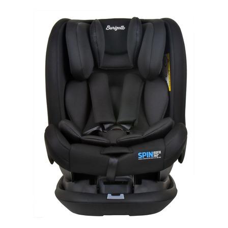 Cadeira infantil para carro Burigotto Spin 360º preto
