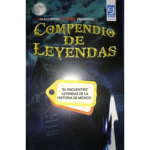 Historias Y Leyendas De Mexico/ Selección Especial/ 5 Libros