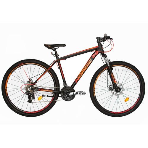 Bicicleta Nordic X3 By Slp 21v R29 Aluminio Fr. Disco Suspen
