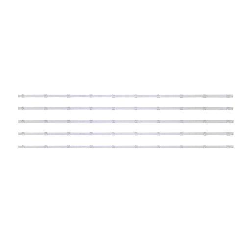 Kit 5 Tiras Led Hisense Jl.d580a1330-365as-m   58r6000fm