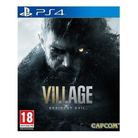 Resident Evil Village Standard Edition Capcom PS4 Digital