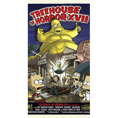 Especiales La Casita Del Terror Los Simpsons Recopilación