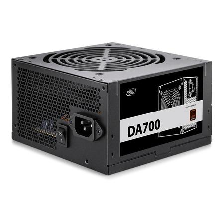 Fuente de alimentación para PC Deepcool DA700     700W black 100V/240V