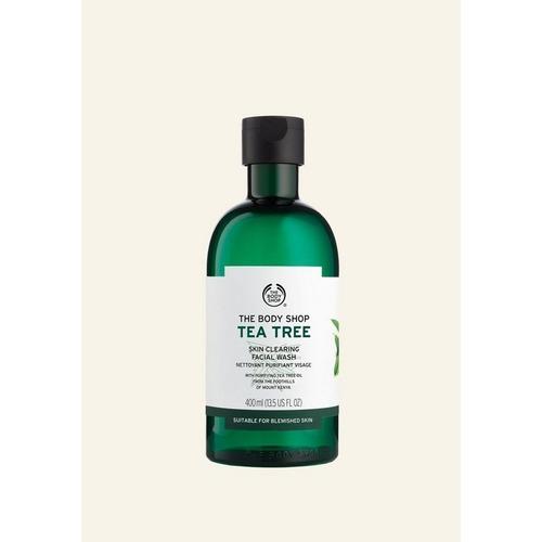 Limpiador Facial Tea Tree 400 Ml