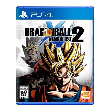 Dragon Ball: Xenoverse 2 Bandai Namco Entertainment PS4 Físico