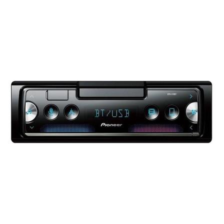 Som automotivo Pioneer SPH C10BT com USB e bluetooth