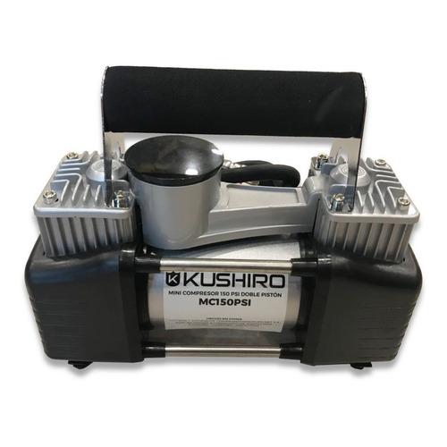 Compresor de aire mini Batería portátil Kushiro MC150PSI 12V