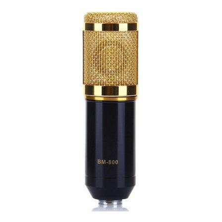 Micrófono OEM BM-800 condensador negro