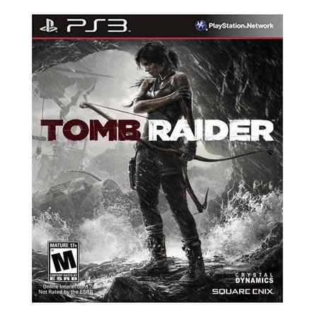 Tomb Raider  Square Enix PS3 Digital