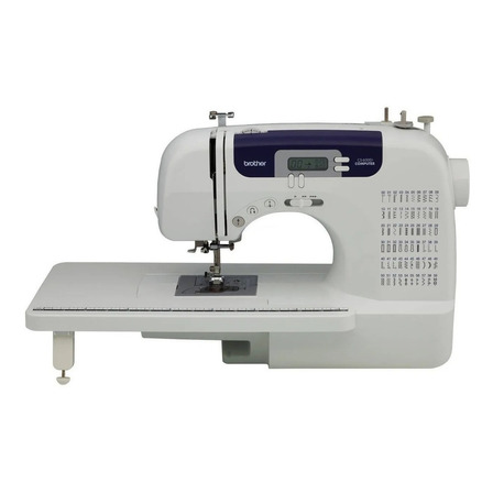 Máquina de coser Brother CS6000I blanca 220V