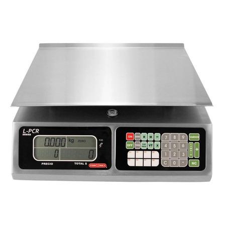 Báscula comercial digital Torrey L-PCR 40kg 110V/240V 30.5cm x 22.5cm