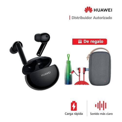 Huawei Freebuds 4i Negro + Thermo + Usb-c + Storage Bag