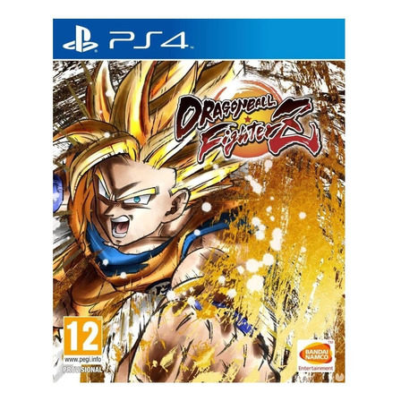 Dragon Ball FighterZ Standard Edition Digital PS4 Bandai Namco Entertainment America