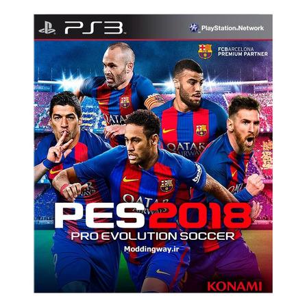 Pro Evolution Soccer 2018 Standard Edition Konami Digital Entertainment PS3 Digital