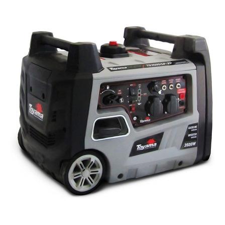 Gerador portátil Toyama TG3500iSP-XP 3.5 kW monofásico 110V