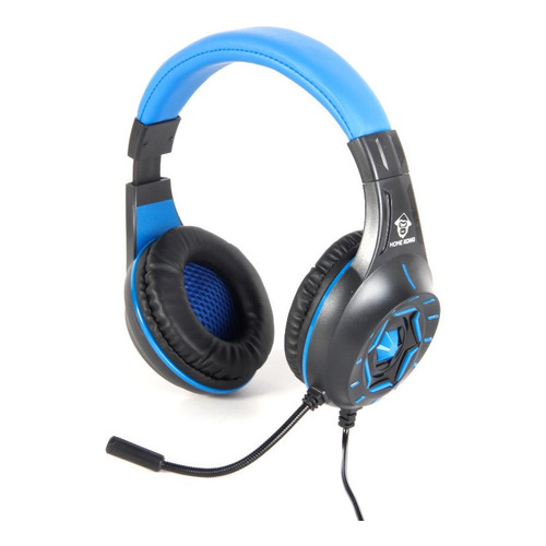 Auriculares Gamer Home Kong Pc Ps4 Xbox