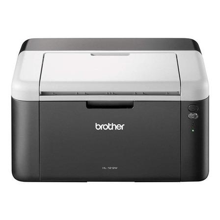 Brother HL1212W Impresora Láser Wi-Fi cor Preto/Branco 110V