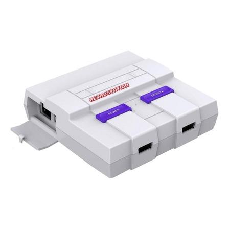 Console RetroStation Super 32GB cor  cinza