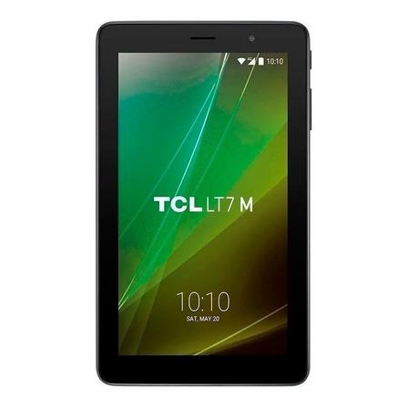 "Tablet  TCL LT7M 7"" 16GB negra con memoria RAM 1GB"