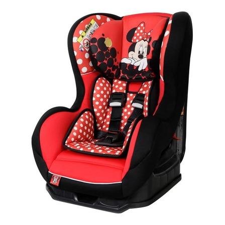 Cadeira infantil para carro Team Tex Disney Primo Minnie Mouse red