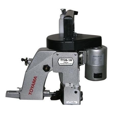Máquina de coser industrial cerradora Toyama TY26-1A gris