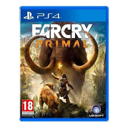 Far Cry Primal Standard Edition Ubisoft PS4 Físico