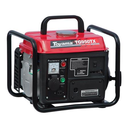 Gerador portátil Toyama TG950TX-220 900W monofásico 220V