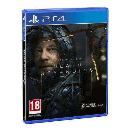 Death Stranding Standard Edition Físico PS4 Sony