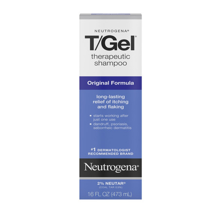 Shampoo Gel  Neutrogena Original Formula T/Gel 473ml