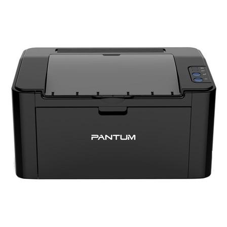 Impressora Pantum P2500W com wifi 100V - 127V preta