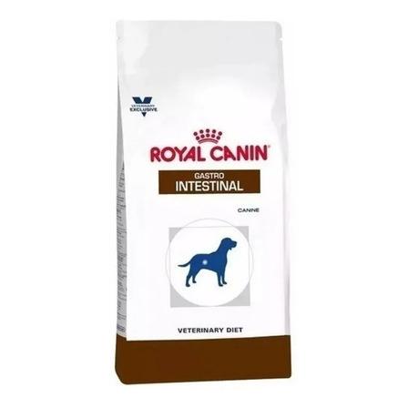 Alimento Royal Canin Veterinary Diet Canine Gastrointestinal para perro adulto todos los tamaños sabor mix en bolsa de 2kg