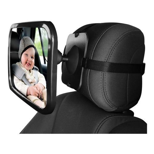 Espejo Para Bebe 360° (para El Cabezal Del Asiento Del Auto)
