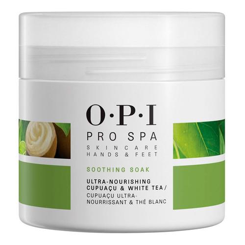 Baño Revitalizante De Pies Opi Soothing Soak 110gr