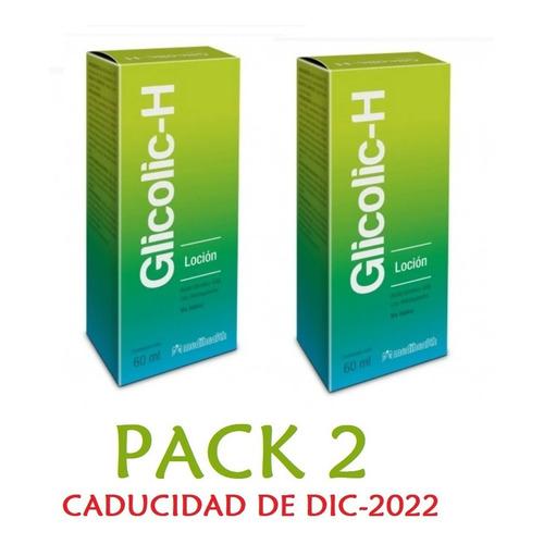 Glicolic H Loción 60ml, Despigmentante, Pack 2